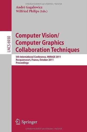 [PDF] Computer Vision/Computer Graphics Collaboration Techniques Free Download