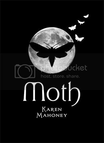 Moth by Karen Mahoney