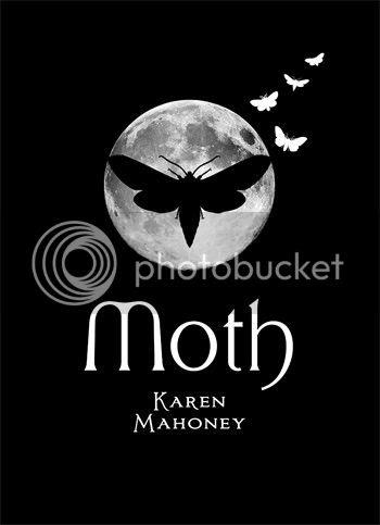 Moth by Karen Mahoney