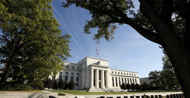 Edificio de la Reserva Federal en Washington./REUTERS