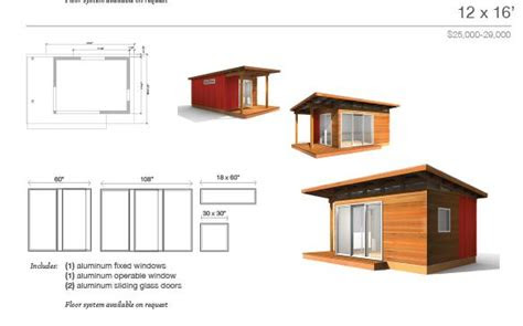 small house kits  modern shed