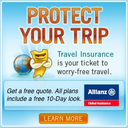 Allianz Travel Insurance - Protect Your Trip