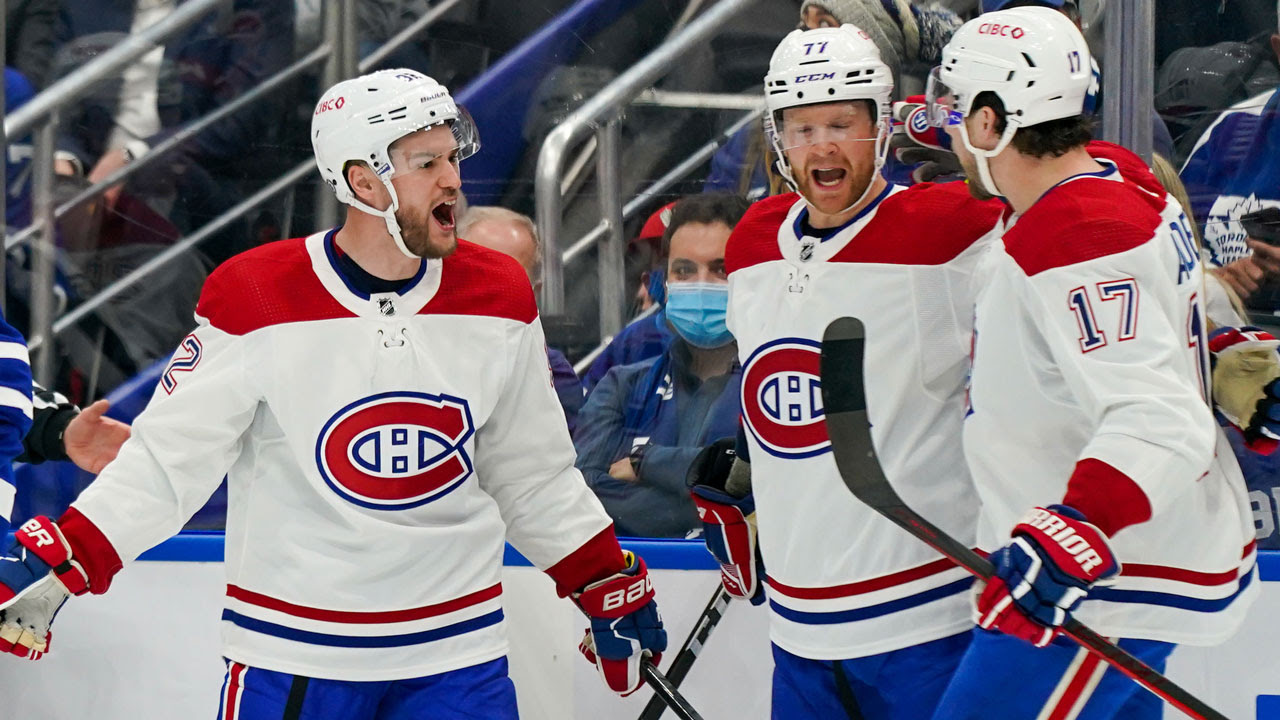 Drouin's performance the biggest positive for Canadiens in loss to Maple Leafs