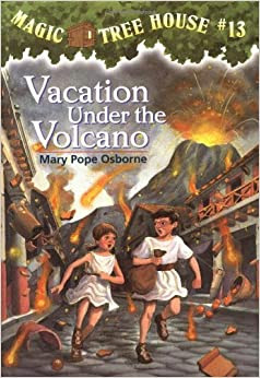 Amazon.com: Vacation Under the Volcano (Magic Tree House ...