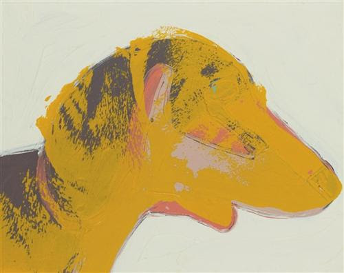 Amos - Andy Warhol
