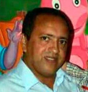 Cabo Estevam Barbosa, de 45 anos, foi morto a tiros ao reagir a assalto em Parnamirim (Foto: Arquivo pessoal)
