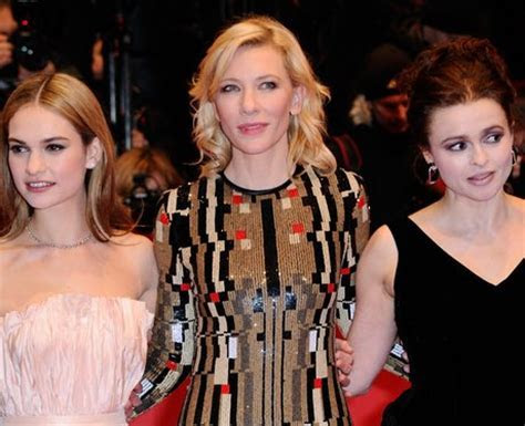 'Cinderella''s three leading ladies wow Berlin Film