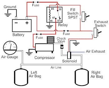 31 Air Ride Diagram - Wiring Diagram List