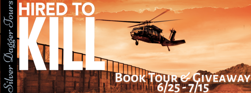 Hired To Kill Book Tour + Giveaway