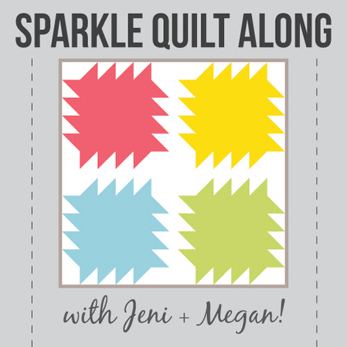 Sparkle Quilt Along! by jenib320