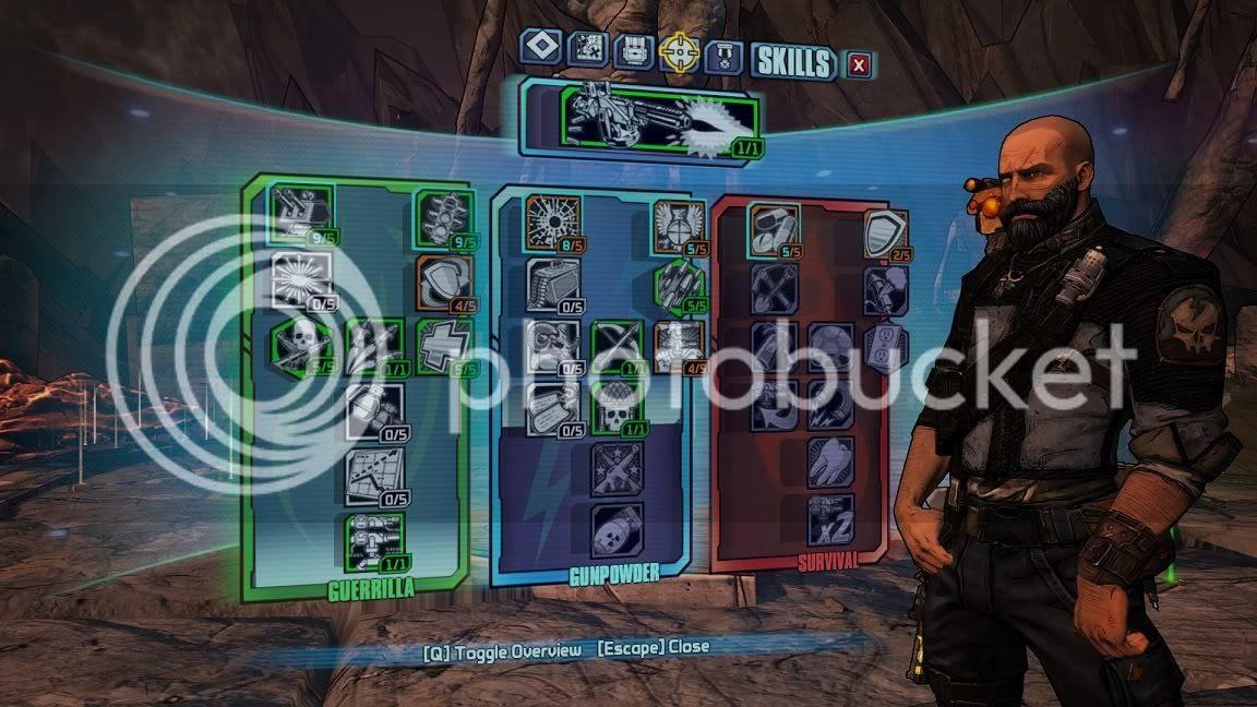 Mechromancer Build