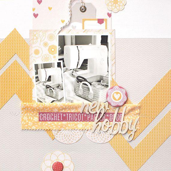 Nouvelles collections et blog candy...
