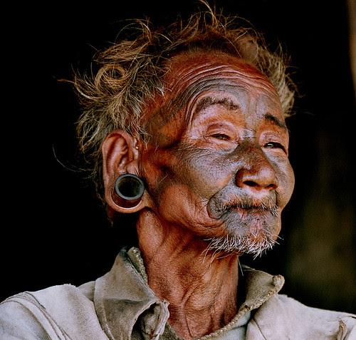 Asia - India / Nagaland por Rudi Roels
