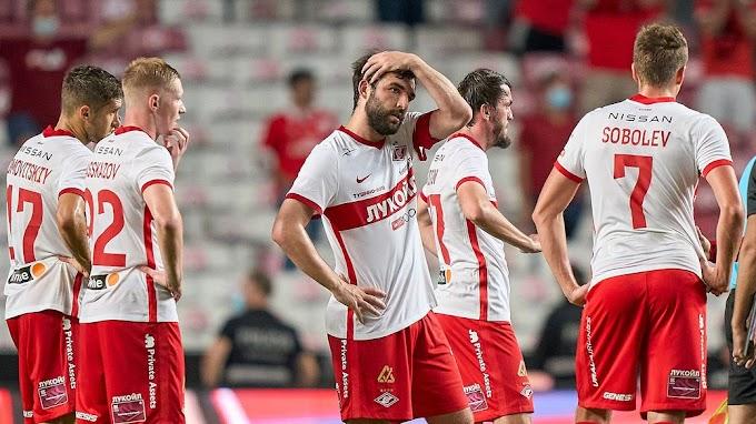 «Спартак» снова вылетел изквалификации еврокубка. Это уже традиция: Яндекс.Спорт
