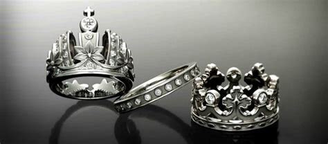 King and Queen wedding rings   Wedding  Our ideas