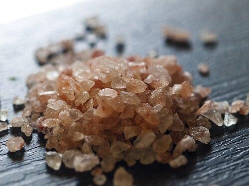 sale dell'himalaya