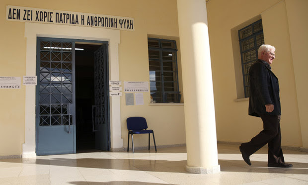 Κύπρος: Σήμερον κρεμάται...