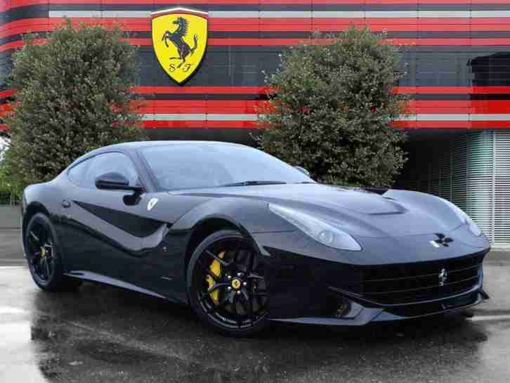Ferrari 2016 F12 Berlinetta Ab Petrol Black Semi Auto Car