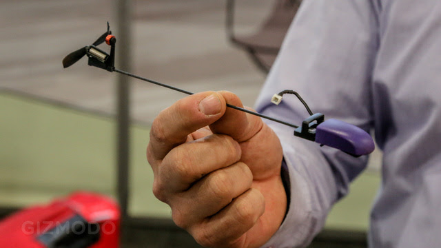 Turn Paper Airplanes Into Full-On Drones With This Little Rod of Power