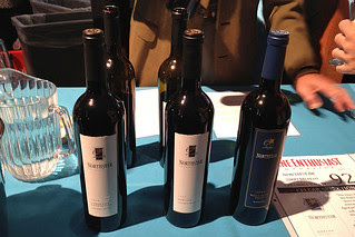 SF Chefs 2013 - Northstar wines