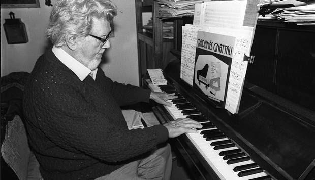 Talento exemplar. Maestro Radamés Gnatalli influenciou Tom Jobim, Wagner Tiso, Egberto Gismonti, entre outros