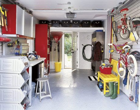 Essential garage organizing tips that are easy to pull off!