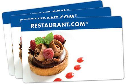 Image result for restaurant.com gift card 10.00