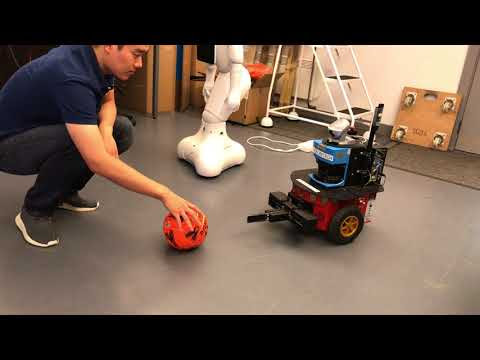 Pioneer Robot University of Essex CE315 Mobile Robotics Ball