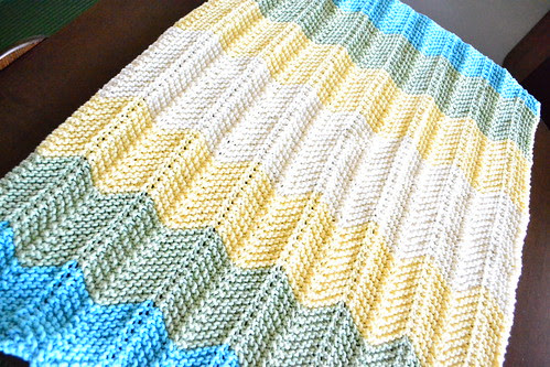 Baby Blanket for #3
