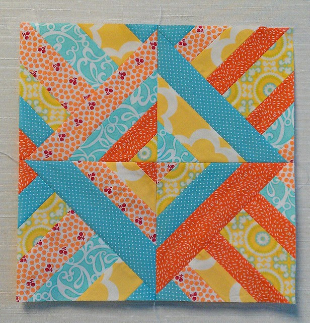 Stash Bee Nov Block #2 Hive #4