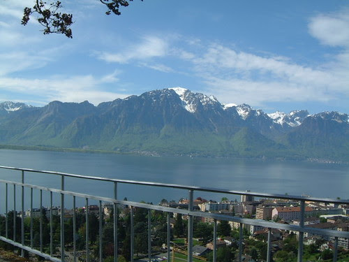 From Montreux to Bouveret