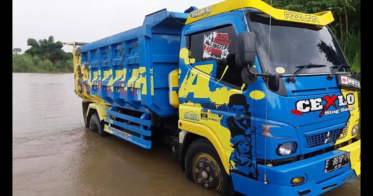 Download Ide 56 Modifikasi Mobil Dump Truk Canter Terlengkap