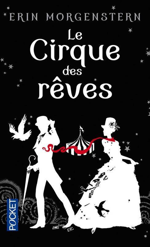 Couverture Le Cirque des rêves