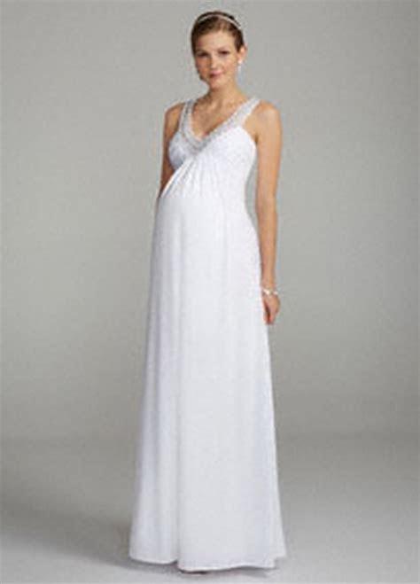 Cheap maternity wedding dresses