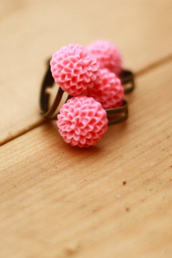A Passion for Pink ring