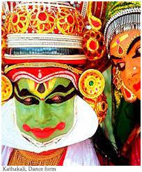 Kathakaliem - Dança Clássica Indiana