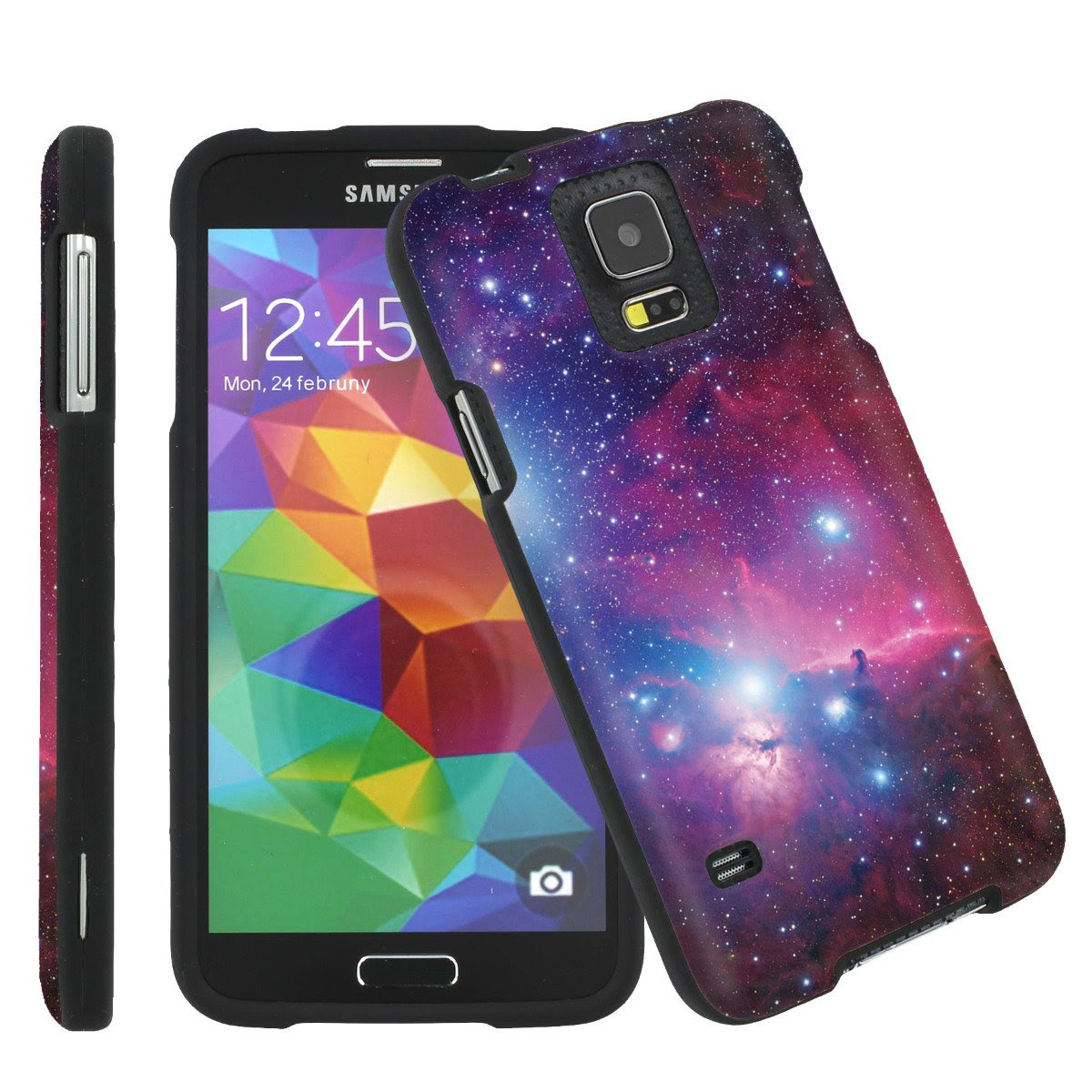 SAMSUNG GALAXY S5 SPACE DESIGNED CASES