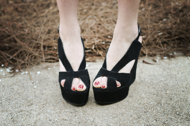 Wildfox Couture, Fashion, Jeffrey Campbell Mariel Wedge