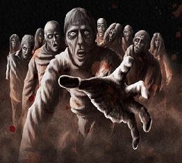 Zombik _ A lezüllesztett ember társadalma szétesik