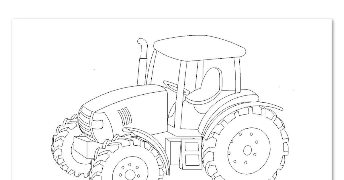 das beste von kleiner roter traktor ausmalbilder kika