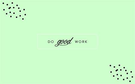 pastel green black spots dots good work desktop wallpaper