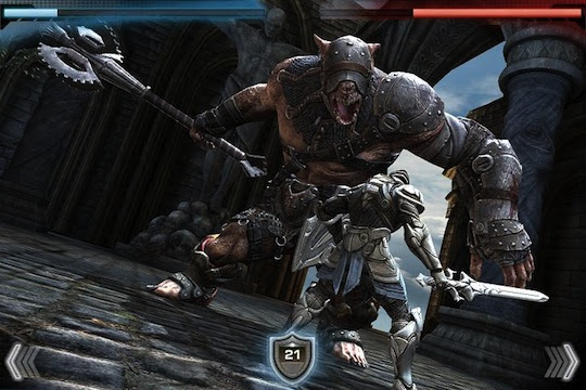 Gameloft To Use Unreal Engine 3 On 4 Ios Games Macgasm
