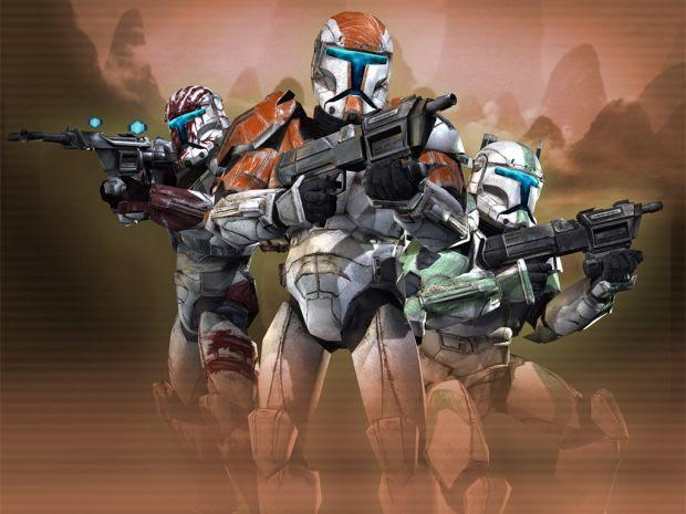 Star Wars Republic Commandos Wallpaper