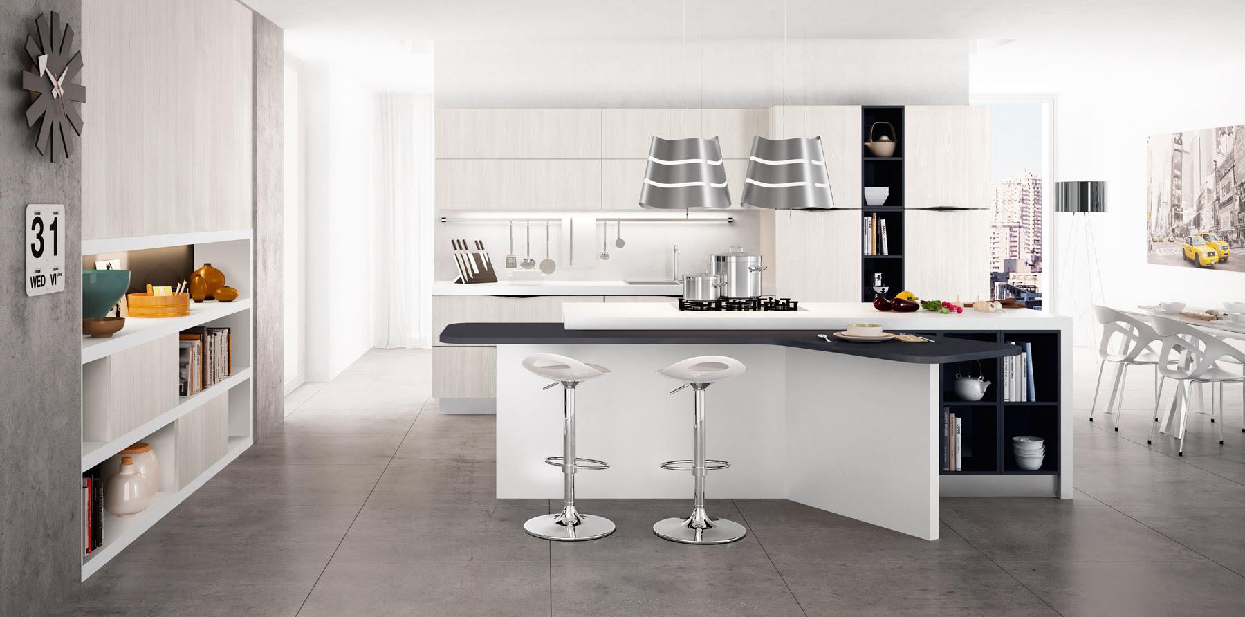 Modern kitchen | Interior Design Ideas.