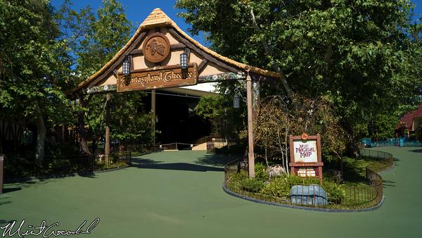 Disneyland Resort, Disneyland, Mickey and the Magical Map, Refurbishment, Refurb