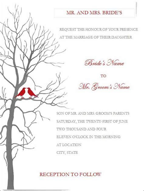 Pin by Mary Griep on wedding invite program order
