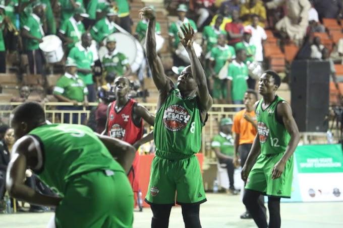 Kano State Are Champions of The Dallaji U17 Basketball Tournament