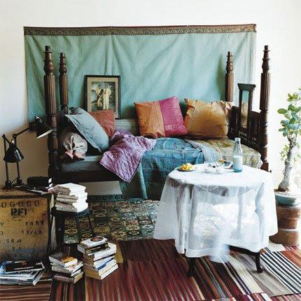 Boho Chic Bedrooms | My Posh Note Pad