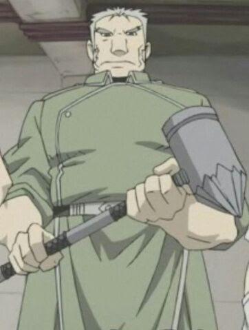 Fullmetal Alchemist Brotherhood Roa - animexyz