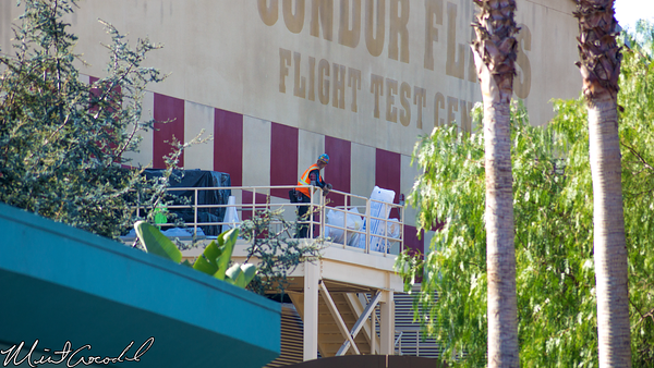 Disneyland Resort, Disney California Adventure, Soarin', Over, California, Refurbishment, Refurb, Refurbish